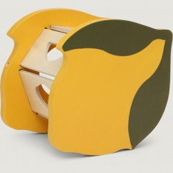 Boîte à formes citron Konges Sløjd