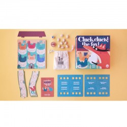 Jeu Cluck cluck the Fox de Londji