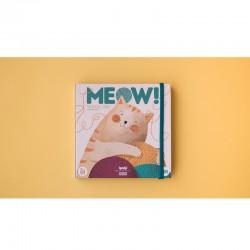 Jeu d'empilement Meow de Londji