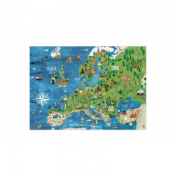 Discover Europe - Puzzle Londji