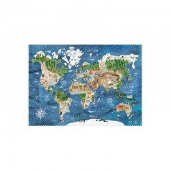 Discover the World - Puzzle Londji