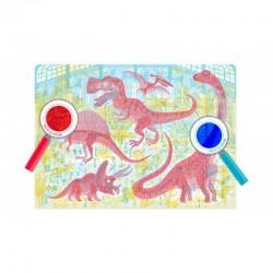 Découvre les Dinosaures - Puzzle Londji