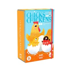 Memory Chicks & Chickens Londji