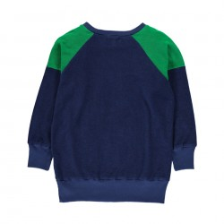 Sweat Henri Midnight Blue We are Kids