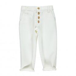 Pantalon Blanc Piupiuchick