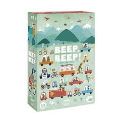 Beep beep ! Puzzle Londji