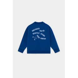 Dancing Legs Zipped Sweatshirt Bobo Chose