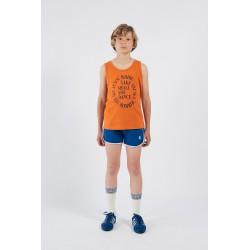 Short Blue Runner Bobo Choses