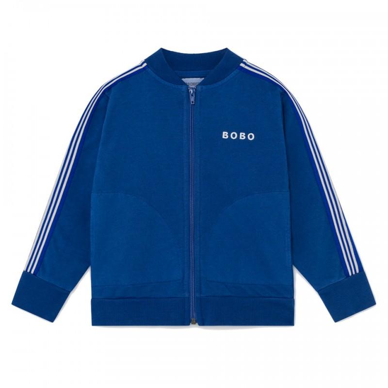 Dancing Legs Zipped Sweatshirt Bobo Chose