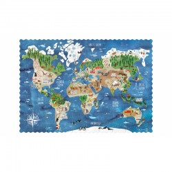 Puzzle Le Monde Pocket Londji
