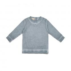 Tee-shirt manches longues délavé Phil & Phae