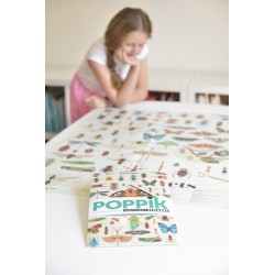 Poster Insectes Poppik