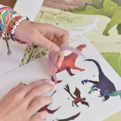 Poster Dinosaures Poppik