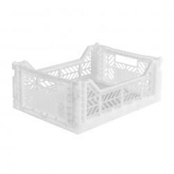 Caisse Midi Ay-kasa Lillemor Blanc Transparent White