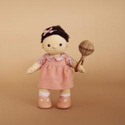 Robe Aya pour poupée Dinkum Olli Ella