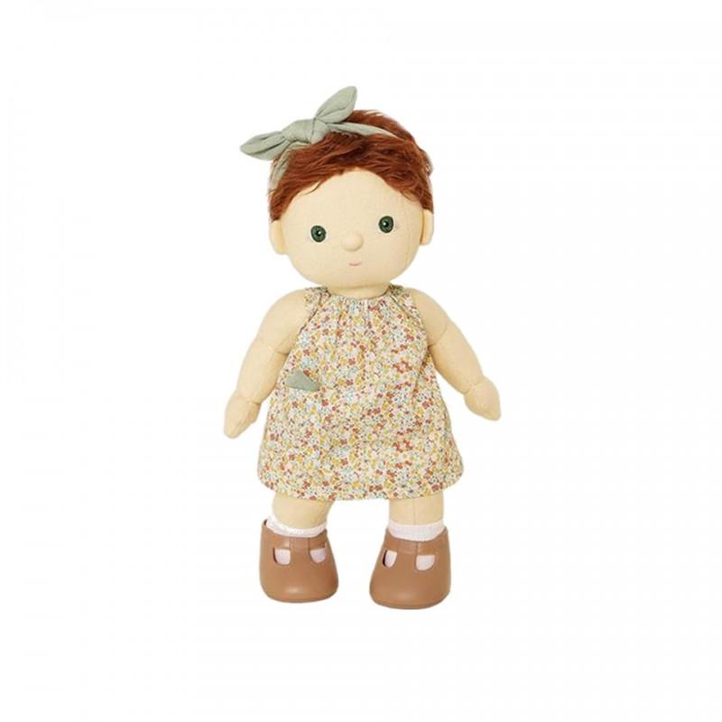 Robe Una pour poupée Dinkum Olli Ella