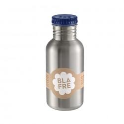 Gourde bleu marine Blafre 500ml