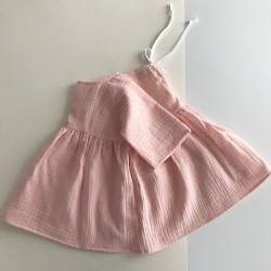 Liilu Dress Rose Light Pink