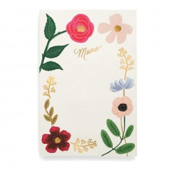 Blocs-notes Wildflowers Rifle Paper Co