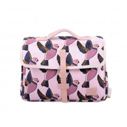 Baby cartable Pink Birds Jojo Factory