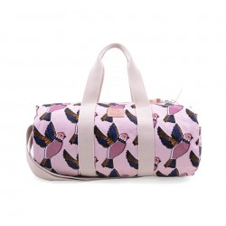 Sac Maxi Roll Pink Birds Jojo Factory