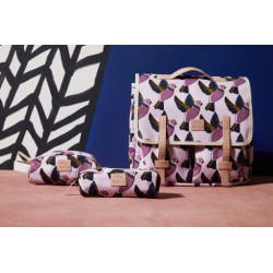 Grande trousse Pink Birds