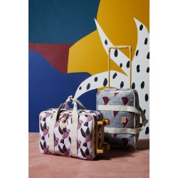 Valise Pink Birds Jojo Factory