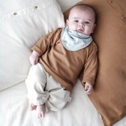 Pantalon Cannelle Almond Milk Poudre Organic