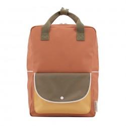 Grand sac à dos Faded Orange Sticky Lemon