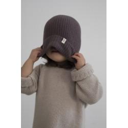 Bonnet cachemire Lavender Phil & Phae