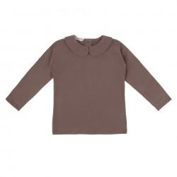 Tee-shirt col claudine Heather Phil & Phae