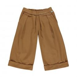 Pantalon Jonc Brown Sugar Poudre Organic