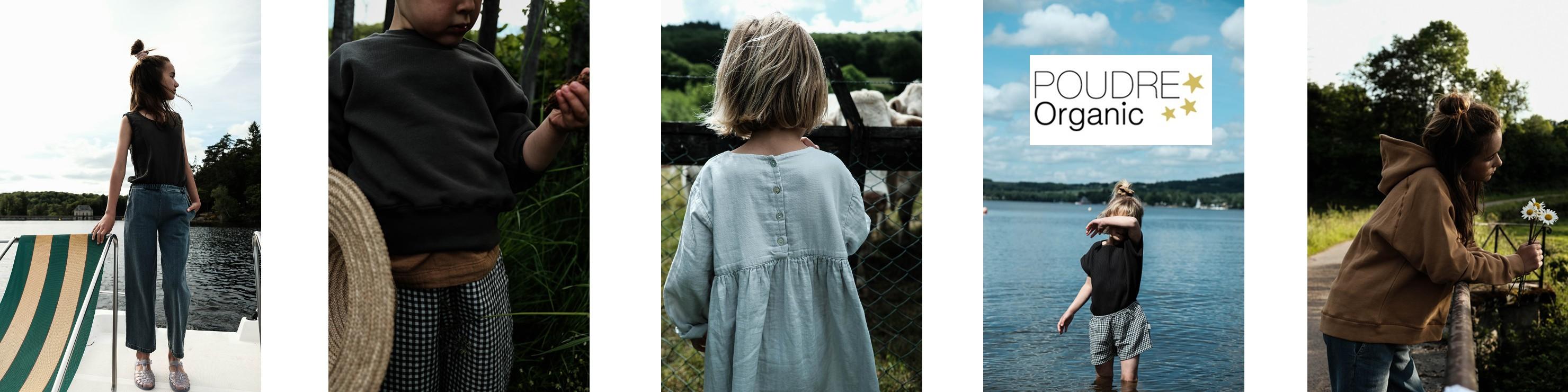 Poudre Organic : des vêtements en coton bio fabriqués au Portugal