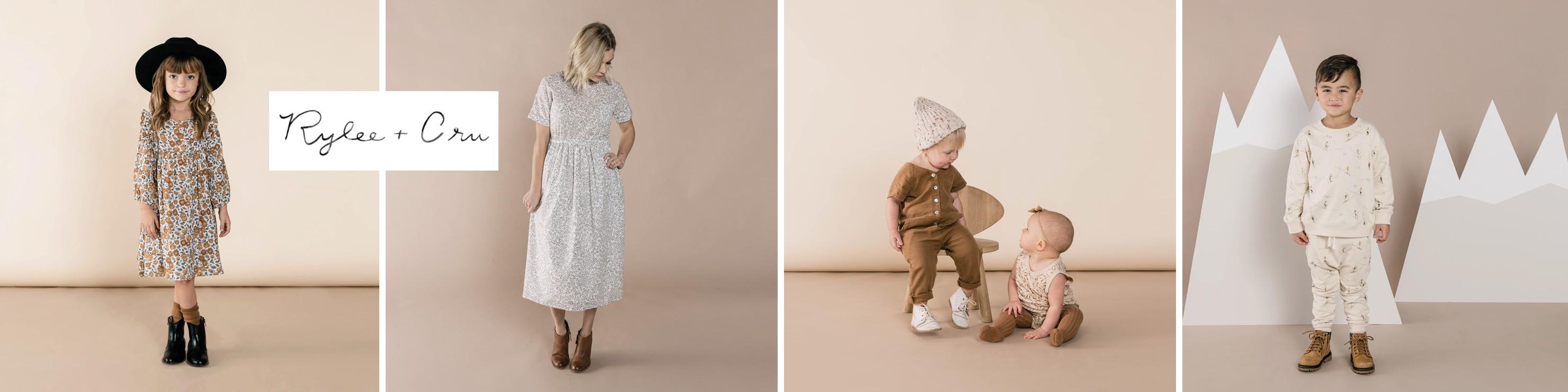 Collection Snowbird de Rylee & Cru, vêtements certifiés Oeko-Tex
