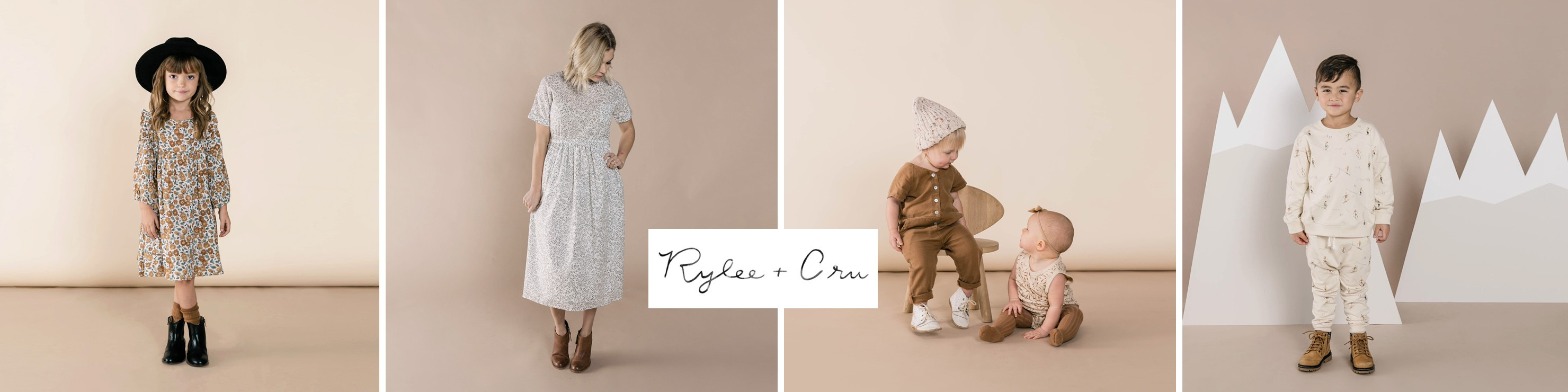Collection Snowbird de Rylee & Cru, vêtements certifiés Oeko-Tex